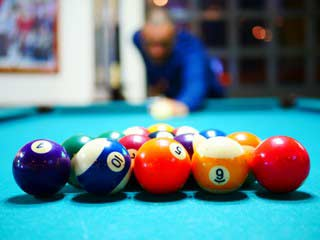 Expert pool table repair in Raleigh