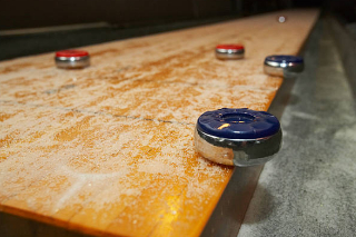 SOLO® Shuffleboard Movers Raleigh, North Carolina.