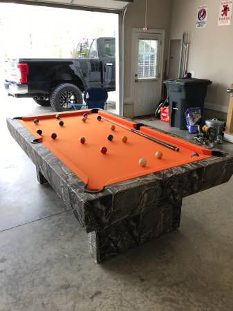 SOLO® - Pittsboro - 7' pool table from Gameroom Concepts in