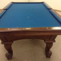 Olhausen 30th Anniversary Accu-Fast Pool Table
