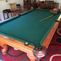 8 ft Leisure Bay Pool Table For Sale