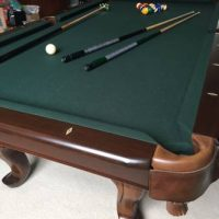 Great Offer On This Pool Table W/Ping-Pong Top