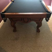 Stripe9 Pool Table Barely Used