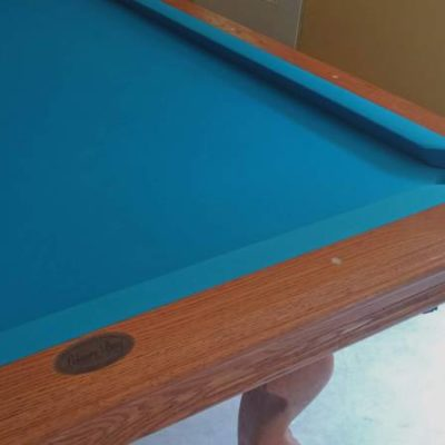 Leisure Bay Pool Table - $800 (Raleigh)