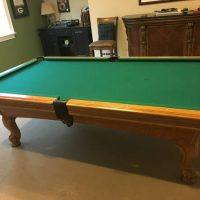 Brunswick Pool Table & Accessories
