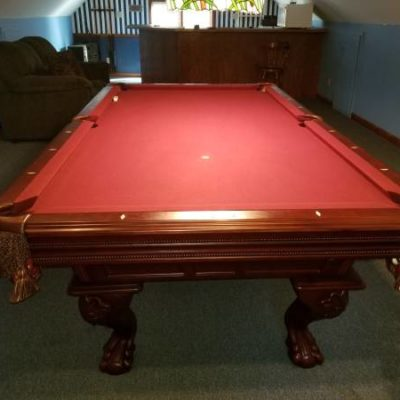 Legacy Billiards Pool Table (SOLD)