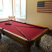 Olghausen Pool Table