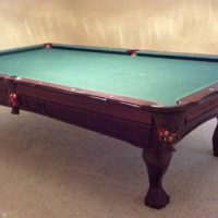 Gandy 9' Professional Pool Table