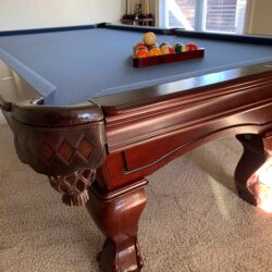 8' Imperial Pool Table - Great Condition