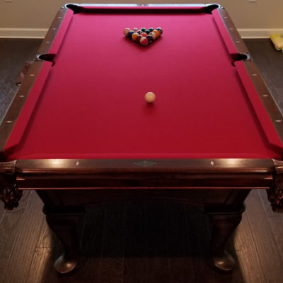 AMF Play Master 8'' Pool table