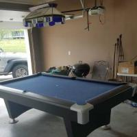 Sporty 8' Brunswick Pool Table